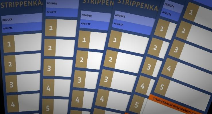 Strippenkaarten